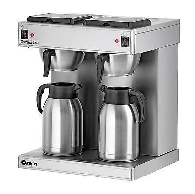 Kaffeemaschine Contessa Duo , Doppel-Kaffeemaschine