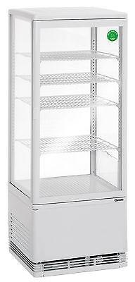 Kühlvitrine, Minikühlvitrine 98 Liter, mit Beleuchtung von Bartscher