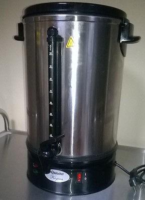 Kaffeemaschine Regina Plus 90T Rundfilter, Messegerät