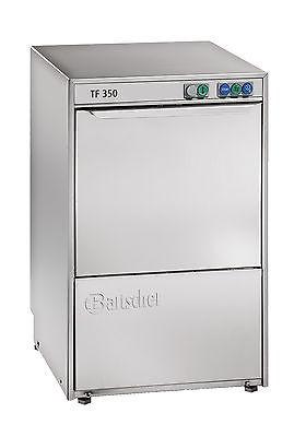 Gläserspülmaschine TF 350W, mit Wasserenthärter, Bartscher