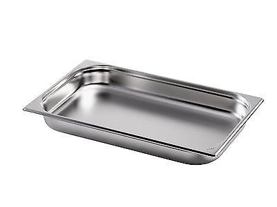 Gastronormbehälter 1/1 GN 20 mm tief, 2 Stück