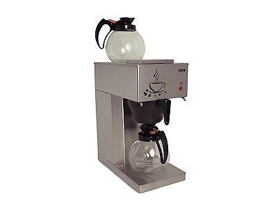 Kaffeemaschine ECO von Saro, 2 Glaskannen