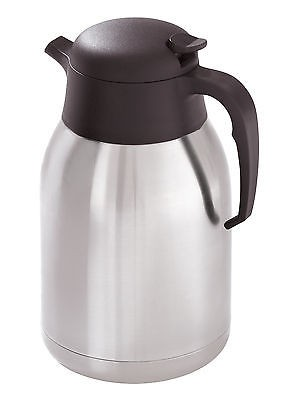 Kaffeekanne, Edelstahl Isolierkanne 2 Liter von Bartscher