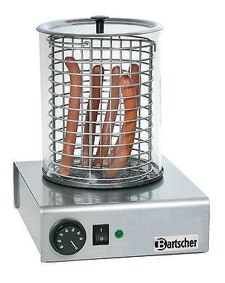 Elektrisches Hot-Dog-Gerät Neu & Sofort