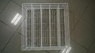 Gläserkorb, Spülkorb 500 x 500 mm für Spülmaschinen
