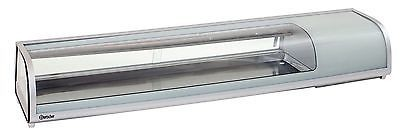Sushivitrine Modell Samira, 6x 1/3 GN bis 40 mm tief, von Saro