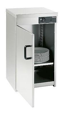 Wärmeschrank in Edelstahl mit 1 Tür für bis zu 60 Teller, von Bartscher