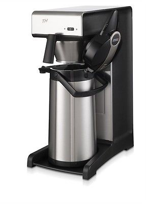 Kaffeemaschine TH 10 + 2 Kannen + Filter, Orig. Bonamat