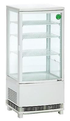 Kühlvitrine 86 Liter mit Beleuchtung von Bartscher