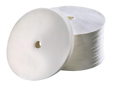 Rundfilterpapier Regina 90T und PRO 100T, 100 Stück