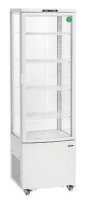 Kühlvitrine 235 Liter mit Beleuchtung von Bartscher