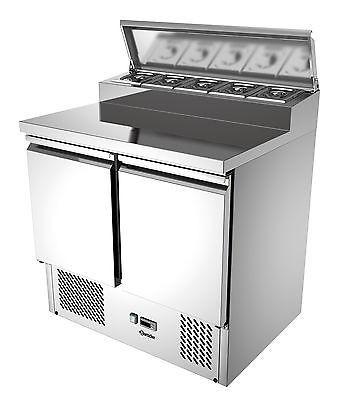 Vorbereitungskühltisch 900T2, Bartscher