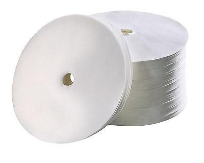 Filterpapier für Regina Plus 40 & PRO 60 T + PRO 40 T, 100 Stück