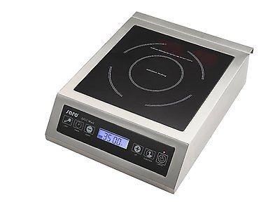 Induktionskocher Induktions-Kochplatte Natascha von Saro