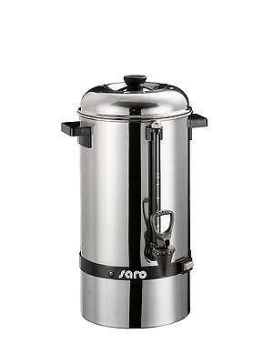 Kaffeemaschine SAROMICA 6005 40 Tassen - ohne Filter verwendbar