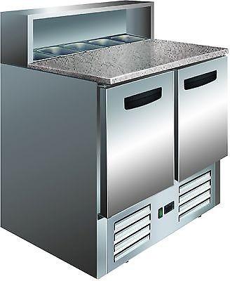 Pizzakühltisch, Modell ECO PS 900 SARO