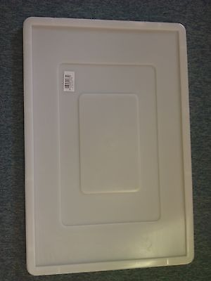 Deckel für Pizzateigbehälter,Pizzaballenbehälter, 1 Stück, 60 x 40 cm