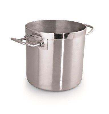 Suppentopf mit Randverstärkung, 50 Liter Inhalt, Ø 40 cm