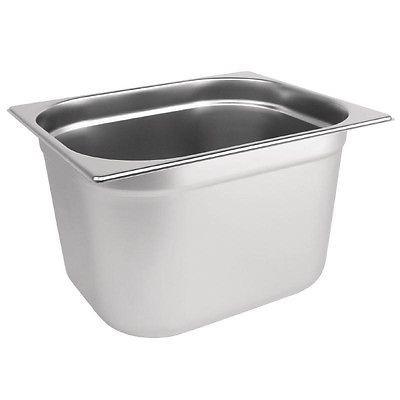 Gastronormbehälter 4 St. Behälter GN 1/2, 200 mm tief