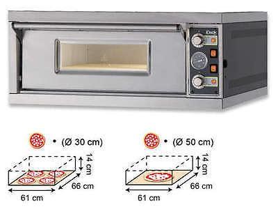 Pizzaofen Moretti Elektro Serie iDeck 60.60 - 1 Backkammer