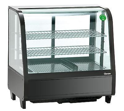 Kühlvitrine Deli-Cool 1, 100 Liter, mit Beleuchtung, Bartscher
