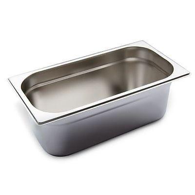 Gastronormbehälter 4 St. GN Behälter 1/4 , 200 mm Tief