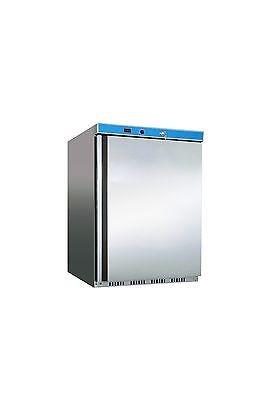 Tiefkühlschrank HT 200 s/s Edelstahl 129 Liter von Saro