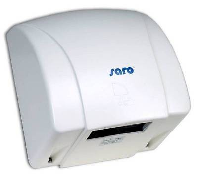 Händetrockner für Wandmontage Modell Sirocco GSX 1800 von Saro