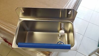 Eis Portionierspüle für Wandaufhänung Sofort & Neu