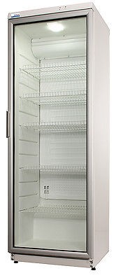 Kühlschrank mit Glastür CD 290 LED