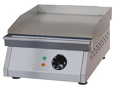 Griddleplatte Elektro Modell FRY TOP 400 von SARO