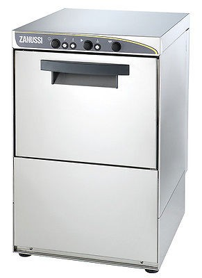 Gläserspülmaschine Zanussi NGW DPDI, Laugenpumpe, Spül-Klarspülmitteldosierer