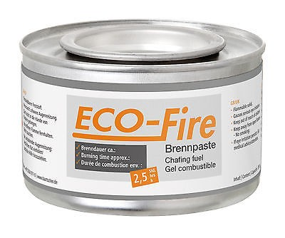 Sicherheitsbrennpaste, Brennpaste ECOFIRE 48 Stück