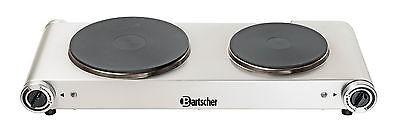 Elektro-Doppelkochplatte von Bartscher
