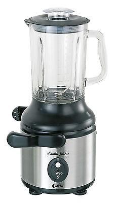 Combi Juicer Saftpresse und Mixer/Blender in einem Gerät