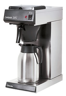 Kaffeemaschine Contessa 1002, inkl. 1000 Filter, Bartscher