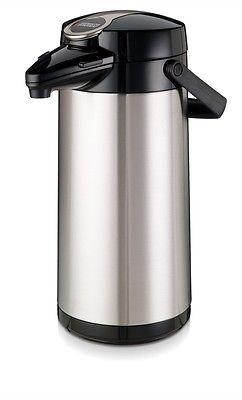 Pumpkanne Airpot Furento 2,2 Liter CNS Einsatz, Bonamat