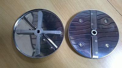Messerscheibe Nr. 21, 2, 5 mm für Gemüseschneider AG 3 von Krefft, Neu