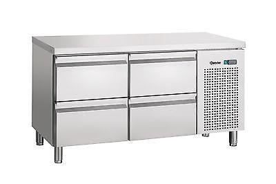 Umluftkühltisch mit 4 Schubladen von Bartscher