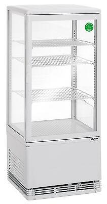 Kühlvitrine, Minikühlvitrine 78 Liter, mit Beleuchtung von Bartscher