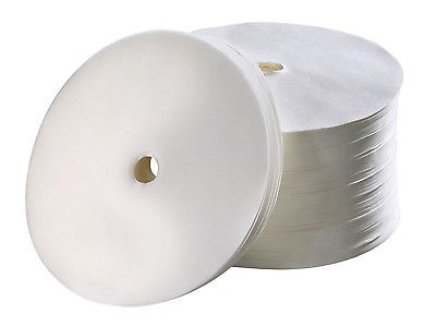 Rundfilterpapier Regi. 40 & PRO 60 T + PRO 40 T, 250 Stück