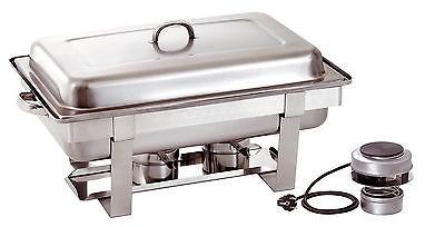 Chafing Dish GN 1/1 inklusive Elektroheizung von Bartscher