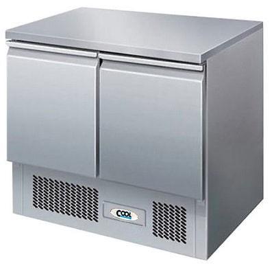 Kühltisch mit 2 Türen , KT 9 2T